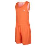 Wilson威尔胜篮球服套装男女球队双面穿透气吸汗运动服无袖背心短裤