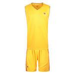 Wilson威尔胜篮球服套装男女球队球衣吸汗透气运动服无袖背心短裤